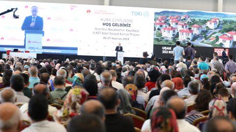 İstanbul kuraları bugün başladı