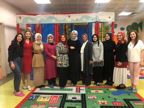 Emlak Yönetim'den öğretmenlere ziyaret