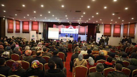 TOKİ'nin Kütahya'daki yeni projesinde kura heyecanı