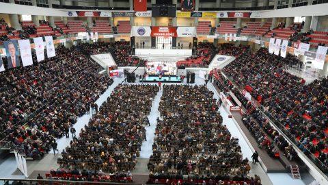 Kayseri'de büyük heyecan yaşandı