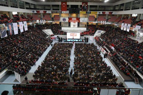 TOKİ'den Kayseri'ye 550 konut