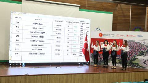 İstanbul Tuzla'da kuralar tamamlandı